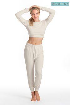 DORINA Ivory Calm Pants