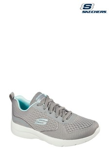Skechers Grey Dynamight 2.0 Hip Star Trainers