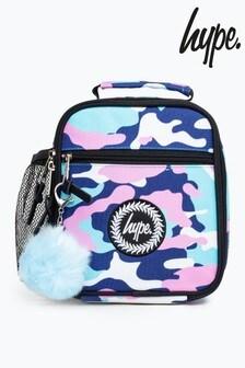 Hype. Evie Camo Lunch Bag