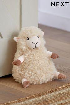 Standing Sheep Doorstop