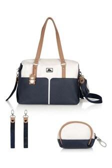 Navy Blue Changing Bag