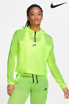 Nike Air 1/2 Zip Hooded Run Jacket