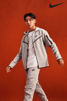Nike Tech Fleece Zip Through Hoodie
