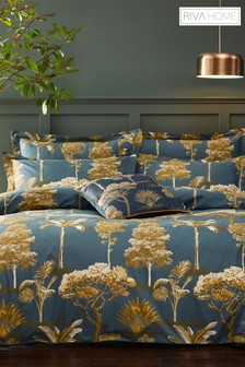 Set of 2 Arboretum 200 Thread Count Pillowcases by Riva Home