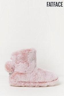 FatFace Pink Freya Boots