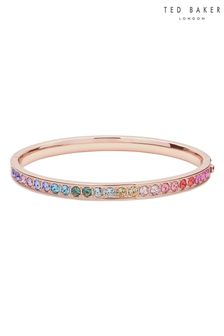 Ted Baker Relmara Rainbow Crystal Bangle