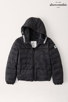 Abercrombie & Fitch Cozy Padded Jacket