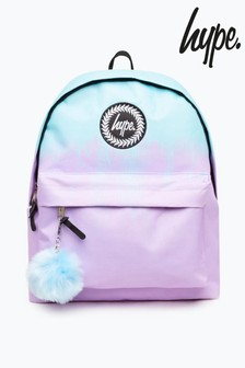 Hype. Lilac Drips Backpack