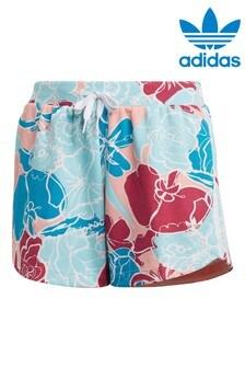 adidas Originals Floral Printed Shorts