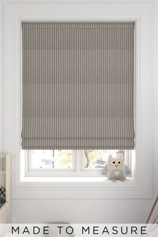Nestor Wicker Natural Made To Measure Roman Blind