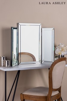 Laura Ashley Gatsby Folding Dressing Table Mirror