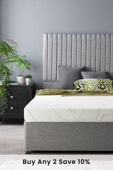 Aspire Eco Friendly Essentials Memory Foam Mattress with Seaqual Fabric Cover