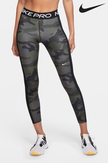 Nike Pro Camo 7/8 Leggings