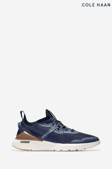 Cole Haan Blue Zerogrand Overtake Runner Sports Shoes