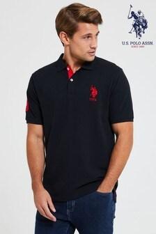 U.S. Polo Assn. Double Horsemen Polo Shirt