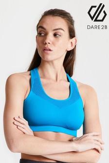 Dare 2b Blue Dont Sweat It Sports Bra