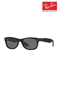 a61cb040d0 Black Ray-Ban® Wayfarer Sunglasses