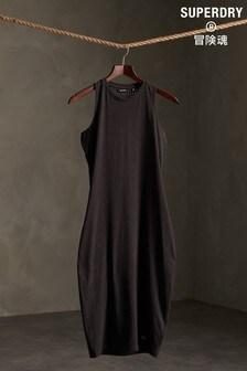 Superdry Lily Crochet Insert Dress