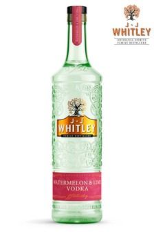 Watermelon Lime Vodka 70cl by JJ Whitley