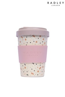 Radley London Berry Christmas Bamboo Coffee Cup