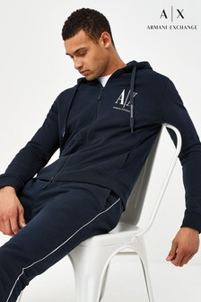 Armani Exchange Icon Logo Hoody