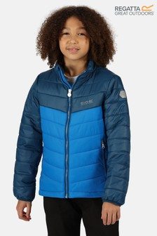 Regatta Blue Junior Freezeway Ii Insulated Jacket