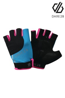 Dare 2b Blue Women's Forcible Cycle Mitts