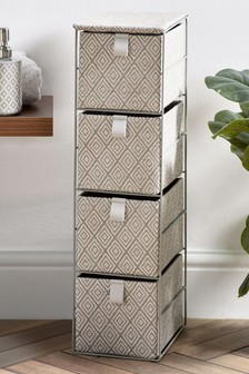 Diamond Geo Four Drawers