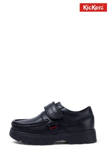 Kickers Infants Carter Lo Leather Shoes