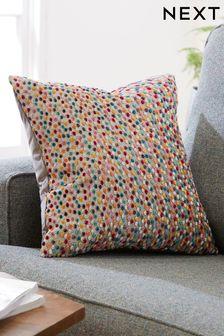 Velvet Spot Cushion