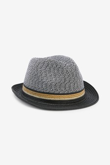 Monochrome Trilby (Older)