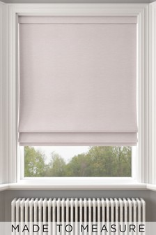 Jameson Candyfloss Pink Made To Measure Roman Blind