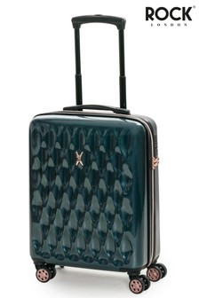 Rock Luggage Diamond Hard Shell Cabin Case
