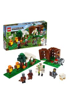 LEGO® Minecraft The Pillager Outpost 21159