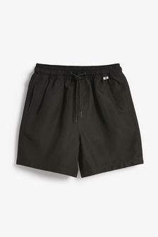 Black Regular Length Swim Shorts (1.5-16yrs)