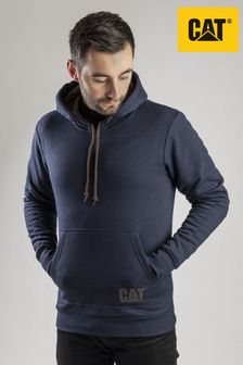 CAT® Blue Basic Hoody