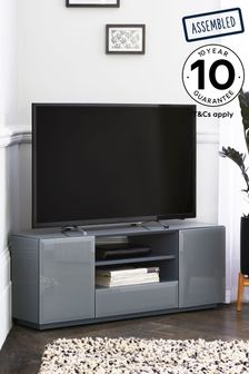 Sloane Grey Corner TV Unit