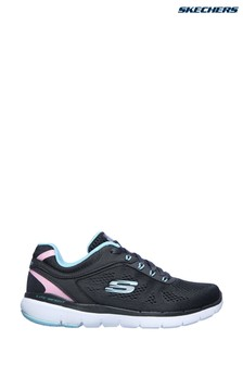 Skechers® Grey Flex Appeal 3.0 Steady Move Shoes