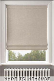 Jameson Wicker Natural Made To Measure Roman Blind