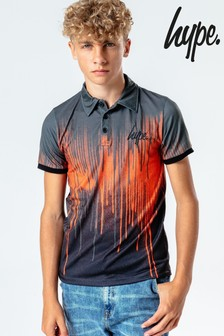 Hype. Kids Multi Force Drips Poloshirt