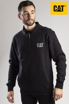 CAT® Black Canyon 1/4 Zip Sweatshirt