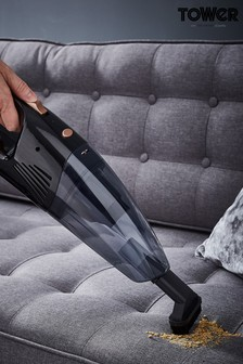 Cordless 111V Wet Dry Handheld Vacuum by Tower