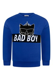 Boys Blue Bad Boys Sweater