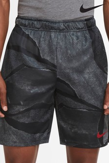 Nike Dri-FIT Printed Training Shorts