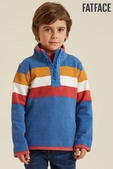 FatFace Blue Stripe Airlie Sweater