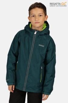 Regatta Black Hurdle Iii Waterproof Jacket
