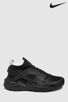 Black  Nike Huarache Ultra
