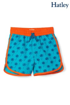 Hatley Tropical Palms Swim Shorts