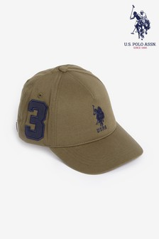 U.S. Polo Assn. Player 3 Baseball Cap