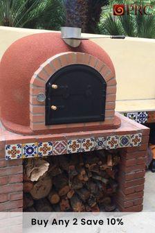 Mediterrani Royal Pizza Oven By Ceramica